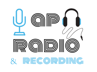 Logo for AP RADIO & RECORDING